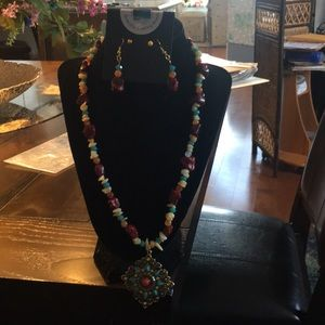 Beautiful Evening Beads